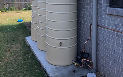 Rainwater tanks – Why you should have one